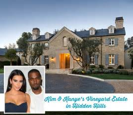 How Much Would The Friends Apartment Cost kim kardashian amp kanye west buy a house in bel air
