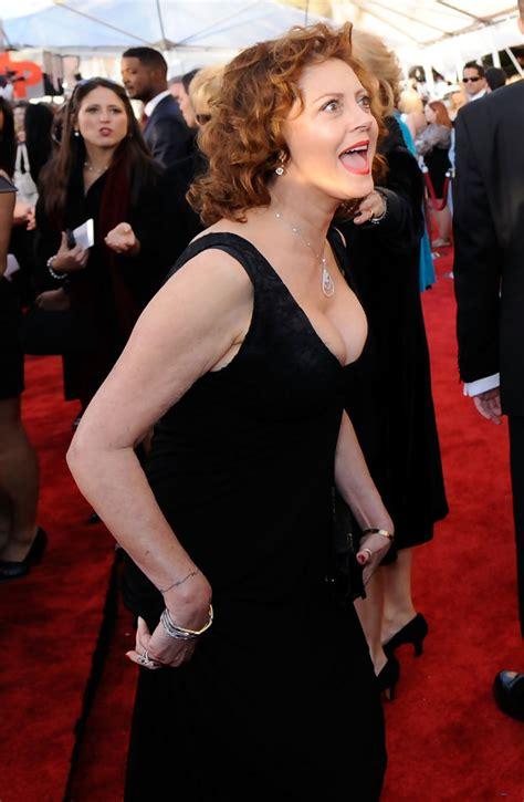 Susan Sarandon Red Carpet 3 | susan sarandon photos photos 15th annual screen actors