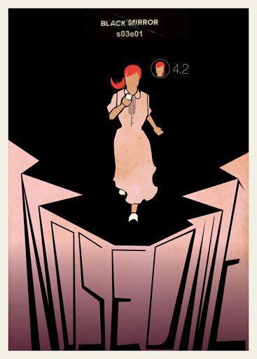 black mirror poster futuristic dystopia posters black mirror poster
