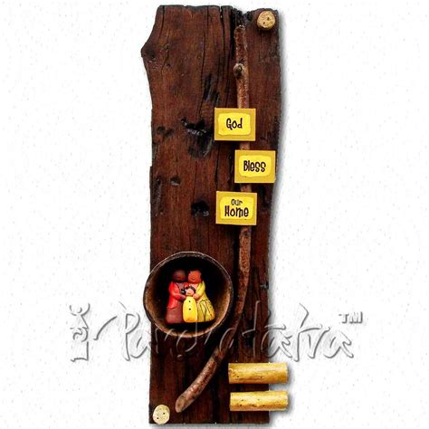 gruhapravesam gifts buy rustic wooden griha pravesh gift online in india panchatatva