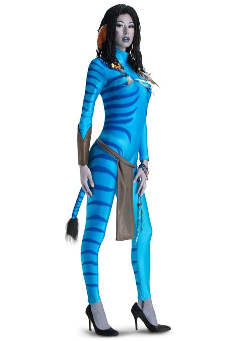 easy costumes for adults neytiri avatar costume avatar costumes for adults