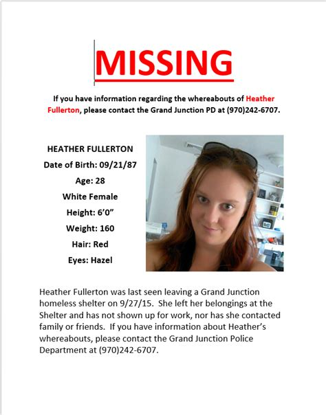 missing person 171 the gjpd patrol