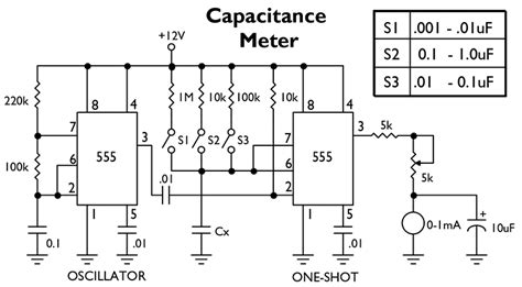 capacitor in timer circuit from the q and a nuts volts magazine for the electronics hobbyist
