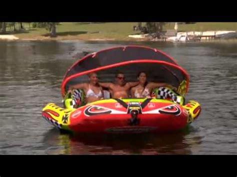 best tubes for boating sportsstuff towables youtube