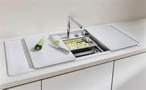 Stainless Steel Movable Kitchen enclosed kitchen sinks with movable cutting boards and