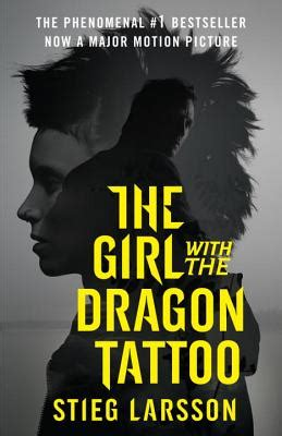 dragon tattoo trilogy order the girl with the dragon tattoo movie tie in edition