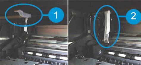 hp officejet printers resolving problem  ink system
