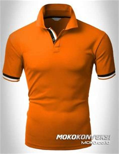Kaosbaju Kerah Polo Shirt Kaos Terbaru 1 model kaos berkerah warna orange baju polo shirt warna