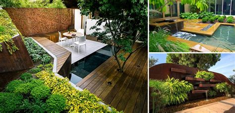 4 awesome projects for small garden design inspiration