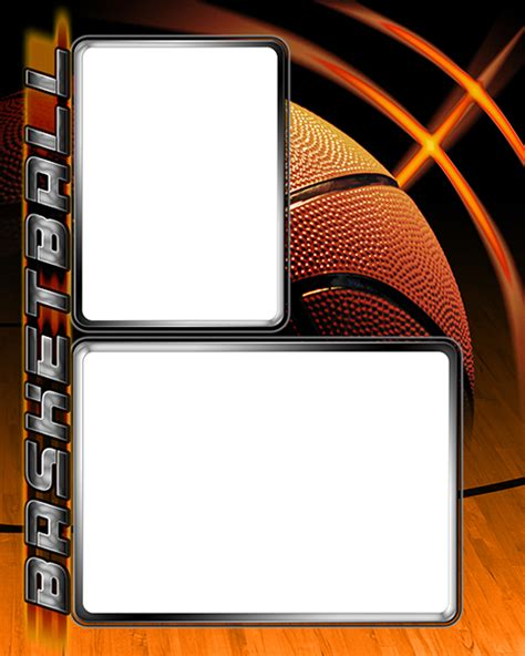 Basketball Photo Templates Memory Mate Templates