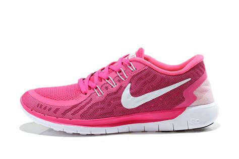 new fashion nike free 5 0 new arrivals pink and white