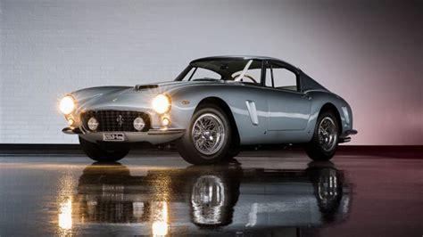 Teuerstes Auto Versteigerung by Rekord Auktionen Die 5 Teuersten Autos Der Monterey Car