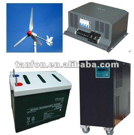 1000w 2000w 3000w 5000w wind turbine generator for home