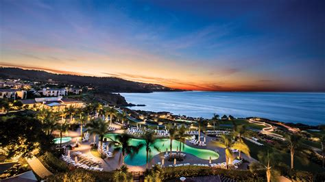 best california hotels best southern california resorts this fall