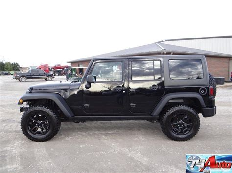 Jeep 2015 For Sale 2015 Jeep Wrangler Unlimited Sport For Sale