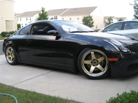 i have an 03 g35 coupe 6mt recently i depressed the 2003 infiniti g35 6mt coupe 1 4 mile drag racing timeslip