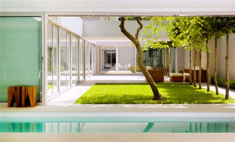 indiana house atrium house in munich harlaching max brunner architekt ideasgn