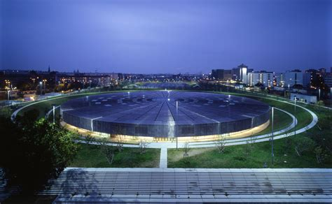 velodrome  olympic swimming pool  berlin germany