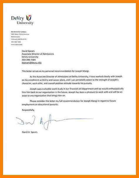 Reference Letter Aas 11 reference letter for college packaging clerks