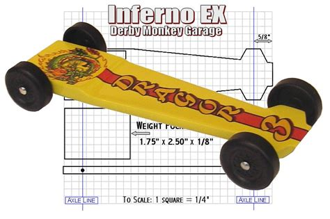 ranger derby car ideas