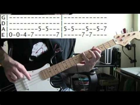 bass guitar lessons  stevie ray vaughan crossfire tab youtube