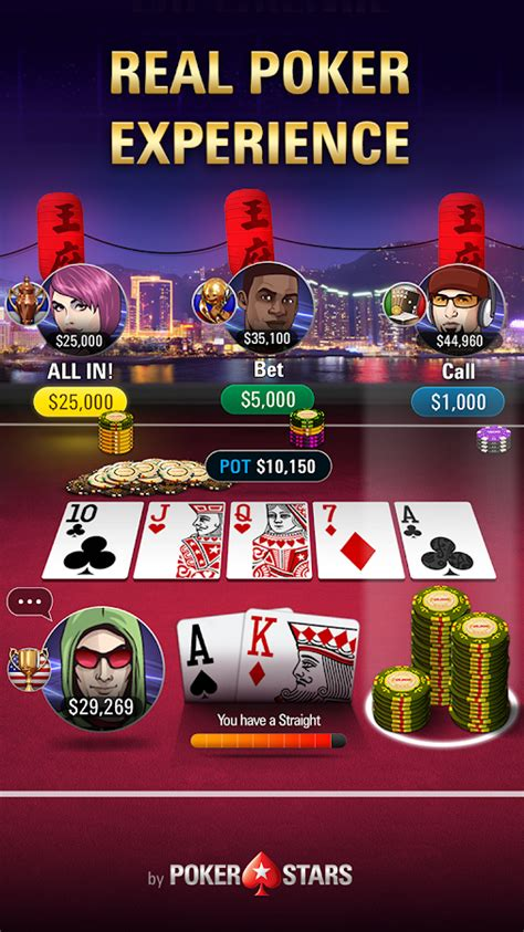 pokerstars mobile android pokerstars mobile app f 252 r iphone android