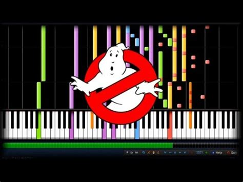 theme song ghostbusters original ghostbusters theme song youtube music lyrics