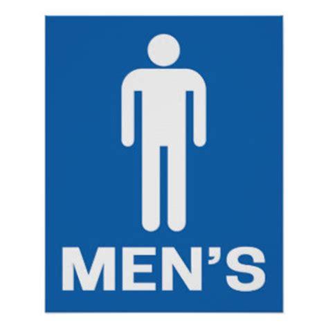 Modern Mens Bathroom Kit Washroom Posters Zazzle Co Uk