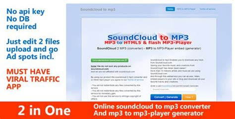 can you download mp3 from soundcloud soundcloud 2 mp3 converter and 3mp to mp3 player http