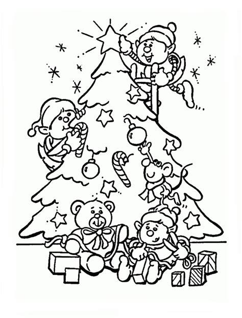 juegos de colorear arboles de navidad 28 images