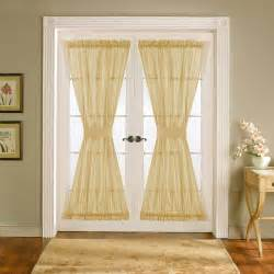 Window Treatments For French Doors - window treatments for french doors ideas eva furniture