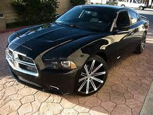 find used dodge charger 3 6 liter 292hp 2012 black custom