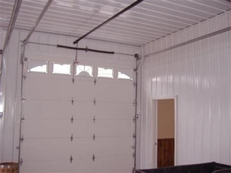 Garage Wall Liner by Liners Holler Contracting Llc