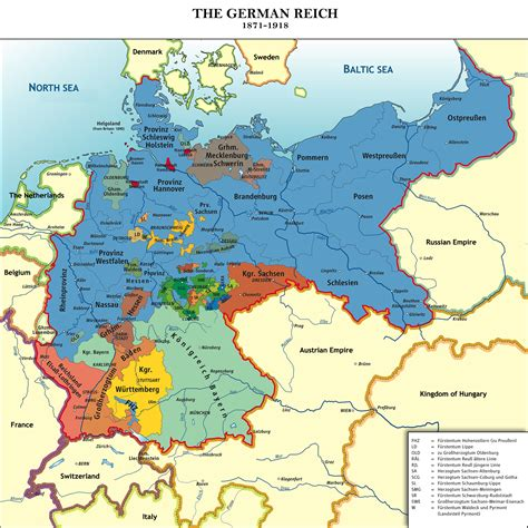 germany ww1 map 40 maps that explain world war i vox