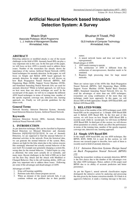 network security research paper topics network security research topics artificial