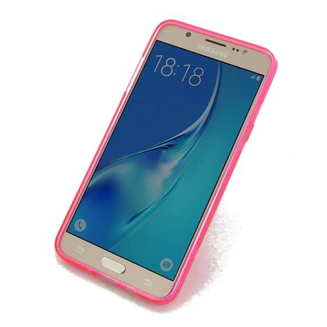 Samsung J7 2016 Blue Pink Marble Casing Cover Hardcase samsung galaxy j7 2016 soft pink s shape pattern pdair