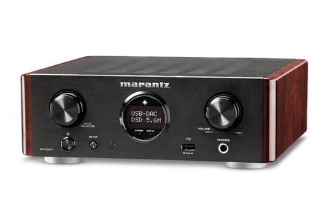 best audiophile headphone dac marantz unveils new hd dac1 premium headphone