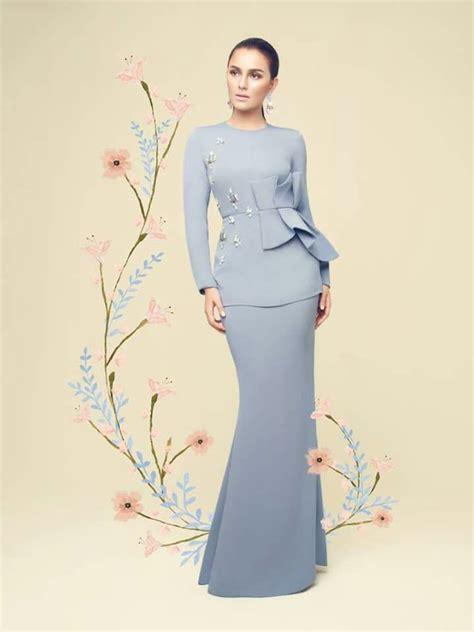 Baju Glamoura Dress Rsd raya 2015 by innaired classic and modern kurong