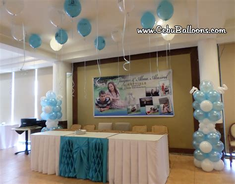 Wedding Anniversary Celebration Ideas Philippines by Wedding Cebu Balloons And Supplies