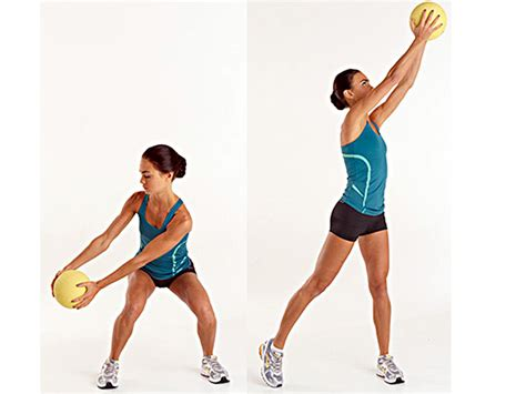 medicine ball swing paddle healthy carve your core part ii
