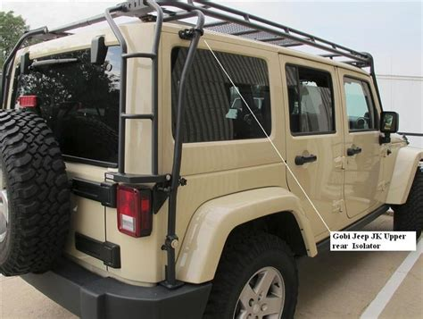 new from gobi roof rack isolators available at ead