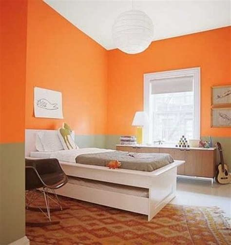 two tone bedroom colors two color wall paints combination home combo