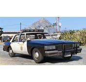 1989 Chevrolet Caprice 9C1  LA Co Sheriff GTA V