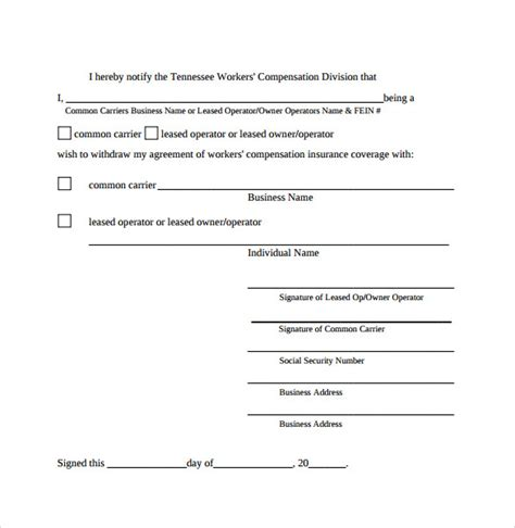Lease Termination Letter For Copiers Sle Owner Operator Lease Agreement Lease Termination