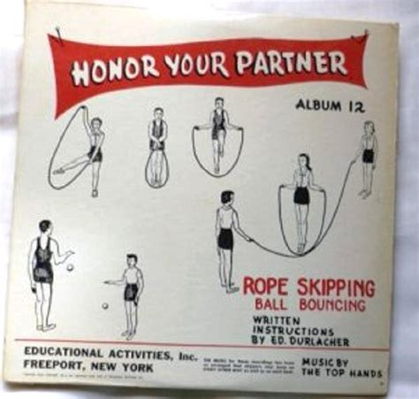 Buku Honor Your Partner By Ed Durlacher Honor Your Partner Album 12 By Ed Durlacher Four 78 Record