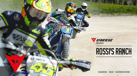 download film dokumenter valentino rossi dainese presents rossi s ranch youtube