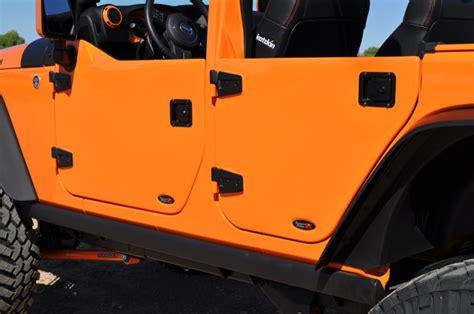 rugged ridge half doors half doors rear jk 11509 02 jeepey jeep parts spares and accessories