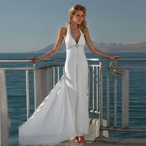 hawaiian beach wedding dress   Wedding Ideas and Wedding