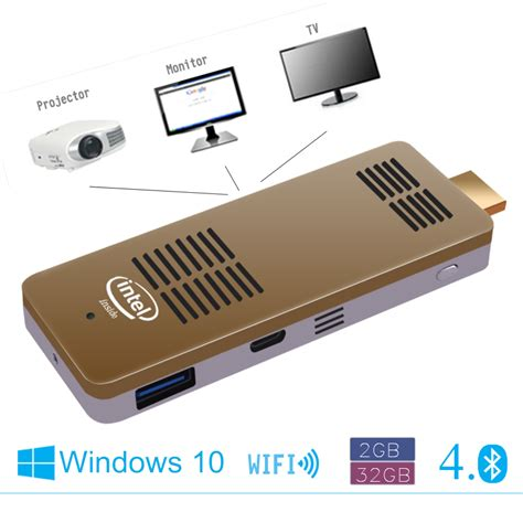 Usb Bluetooth 3 0 mini pc hi bigger intel 4 processor usb 3 0 bluetooth