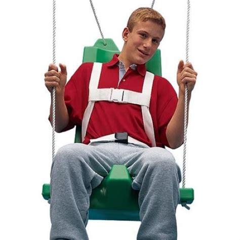 flaghouse swings flaghouse swing seat with pommel swings